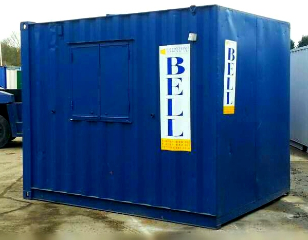 10ft-office-container-conversion-for-sale