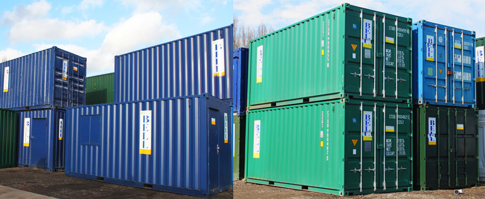 Shipping Container Sales Secure Storage Containers for Sale